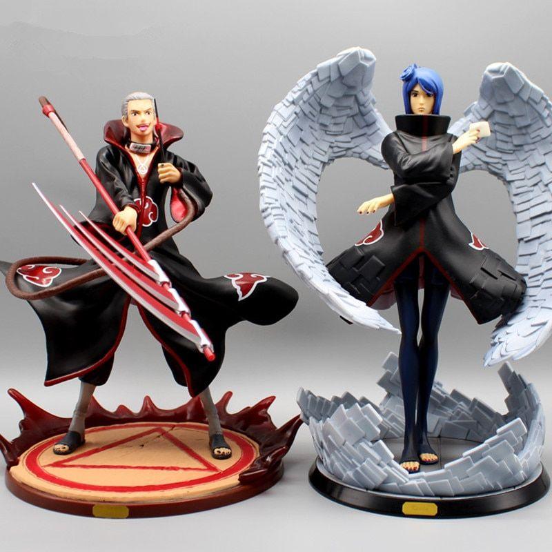 Anime Naruto Shippuden Momochi Zabuza PVC Action Figure Collect Figurine Toy