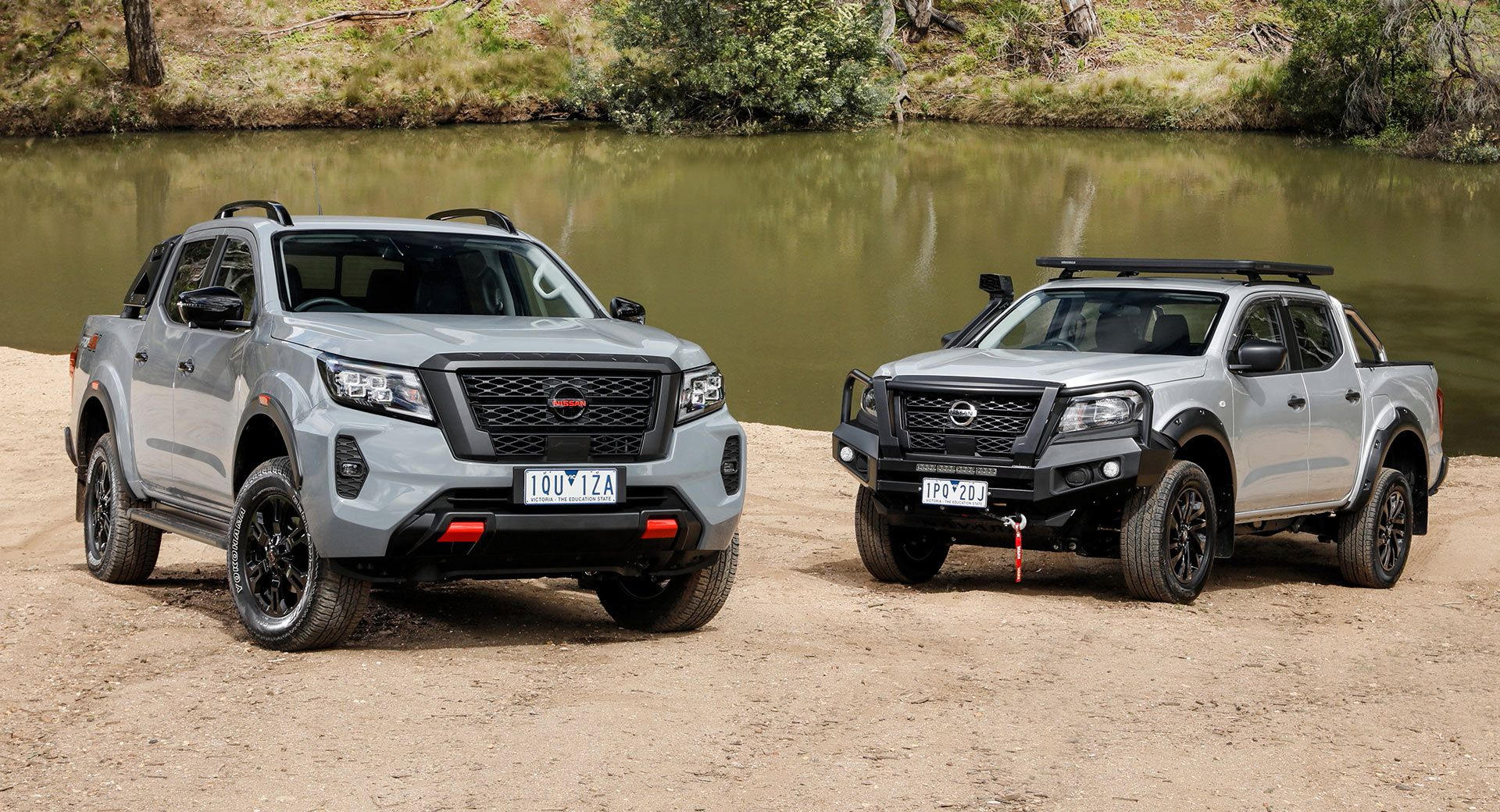 Facelifted 2021 Nissan Navara Arrives Includes New Flagship Pro 4x Variant 275 Pics Carscoops Nissan Oroch Nissan Frontier