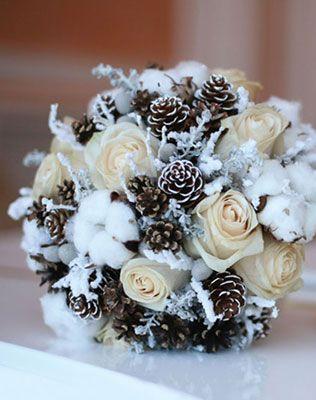 Свадебные букеты зимние изоражения