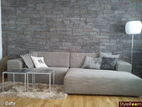 Stonewalls do look amazing. I picture our future home with a wall like that and our black leather sofa, (hopefully) an oak tree sideboard and two PK22 chairs in black leather as well. Itll look stunning when were done! :D