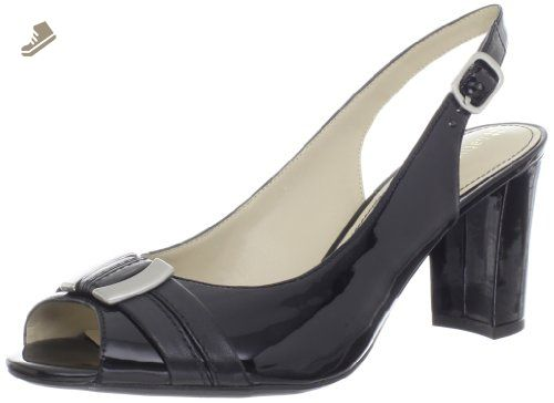 483a4a59bc Naturalizer Women's Carlie Pump,Black Leather/Shiny,6.5 M US - Naturalizer  pumps for women (*Amazon Partner-Link)