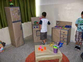 Departamento de Educação: EDUCAÇÃO INFANTIL - Projeto Reciclagem