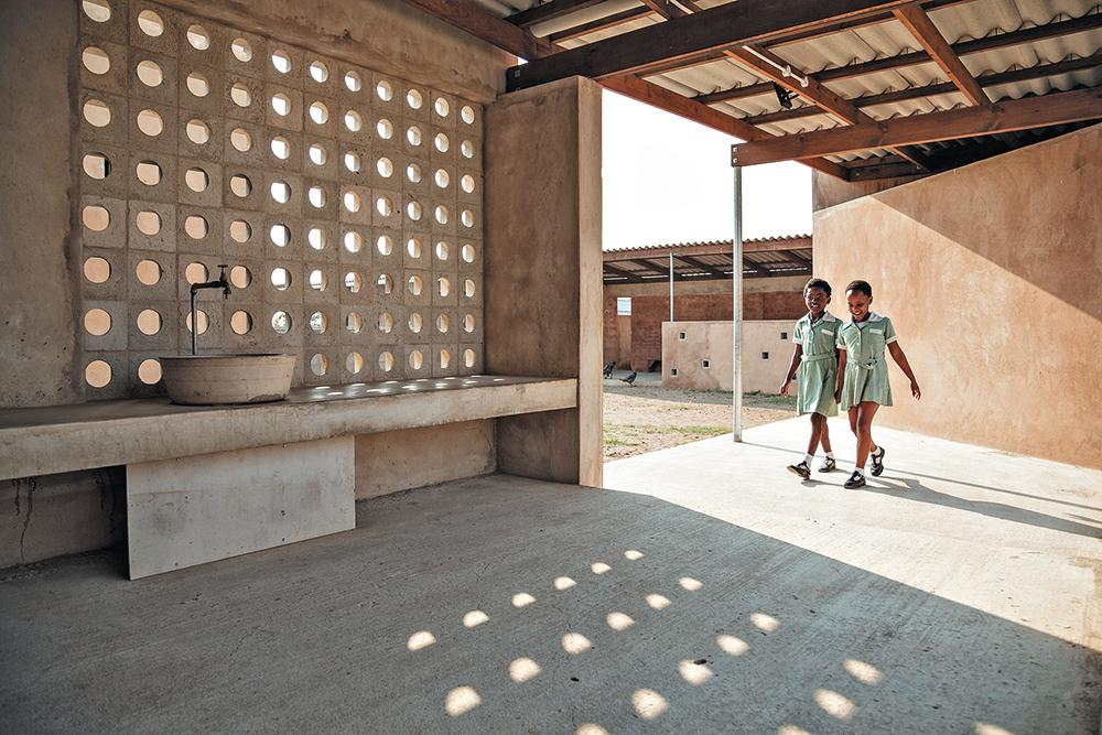 School Village In Mzamba Detail Inspiration Village Social Differences School