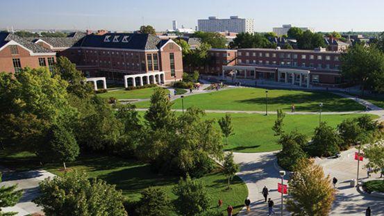 Nebraska University Of Nebraska Lincoln Nebraska College Campus