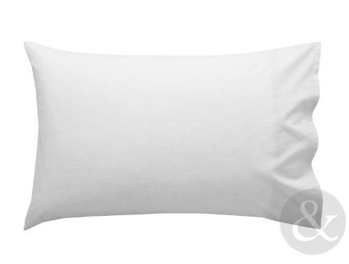 2 x Pillow Case Luxury Cases Polycotton