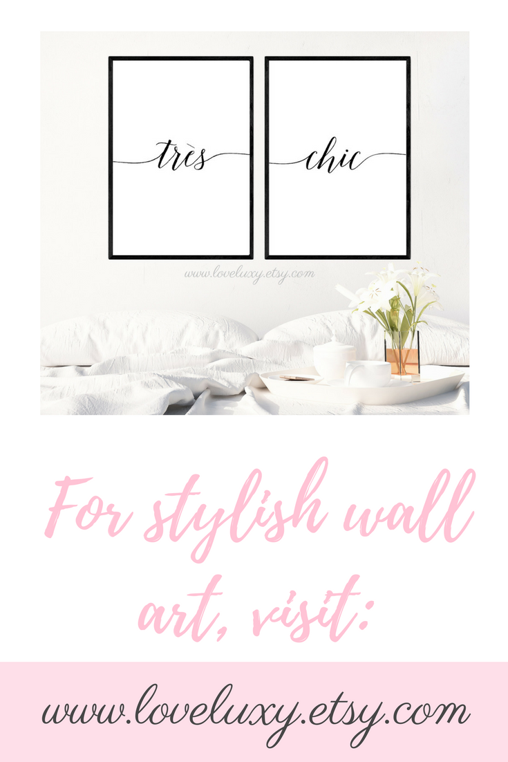 Check out stylish printable wall art at loveluxy etsy the perfect