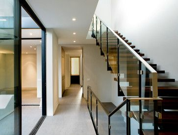 Banister Ideas Design Ideas, Pictures, Remodel, and Decor - page 4