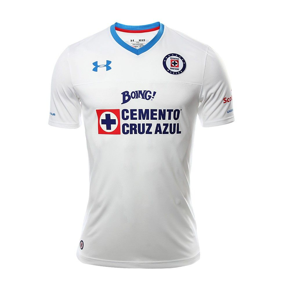 e37c1538 Cruz Azul FC (Mexico) - 2016/2017 Under Armour Away Shirt | Football ...