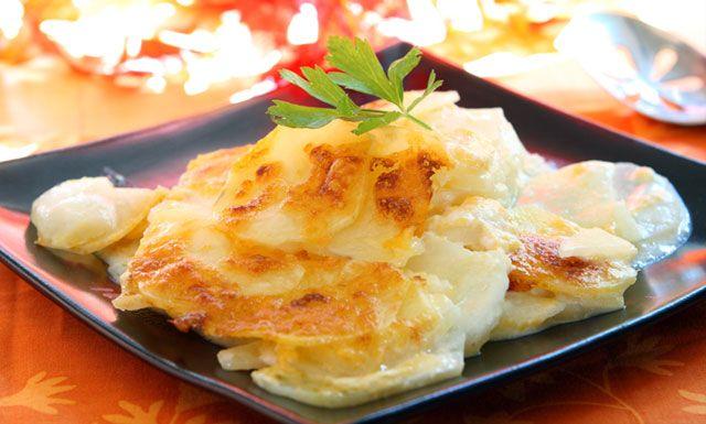 NuWave Cooking Club - Potatoes au-Gratin