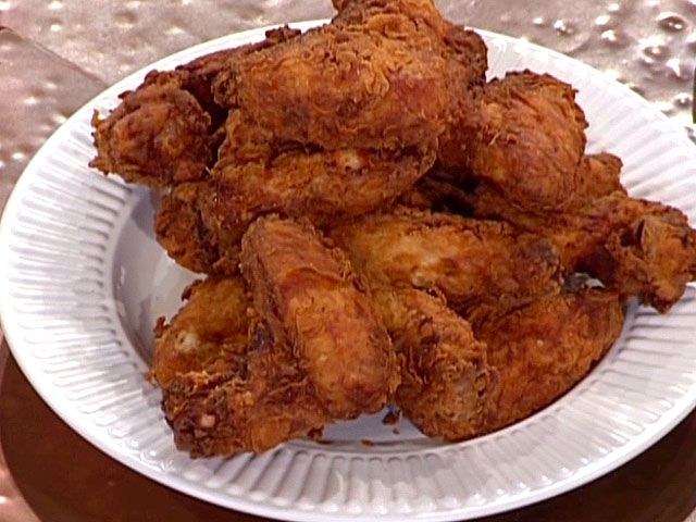 Fried Chicken Wings With Emeril S Essence Recipe Emeril