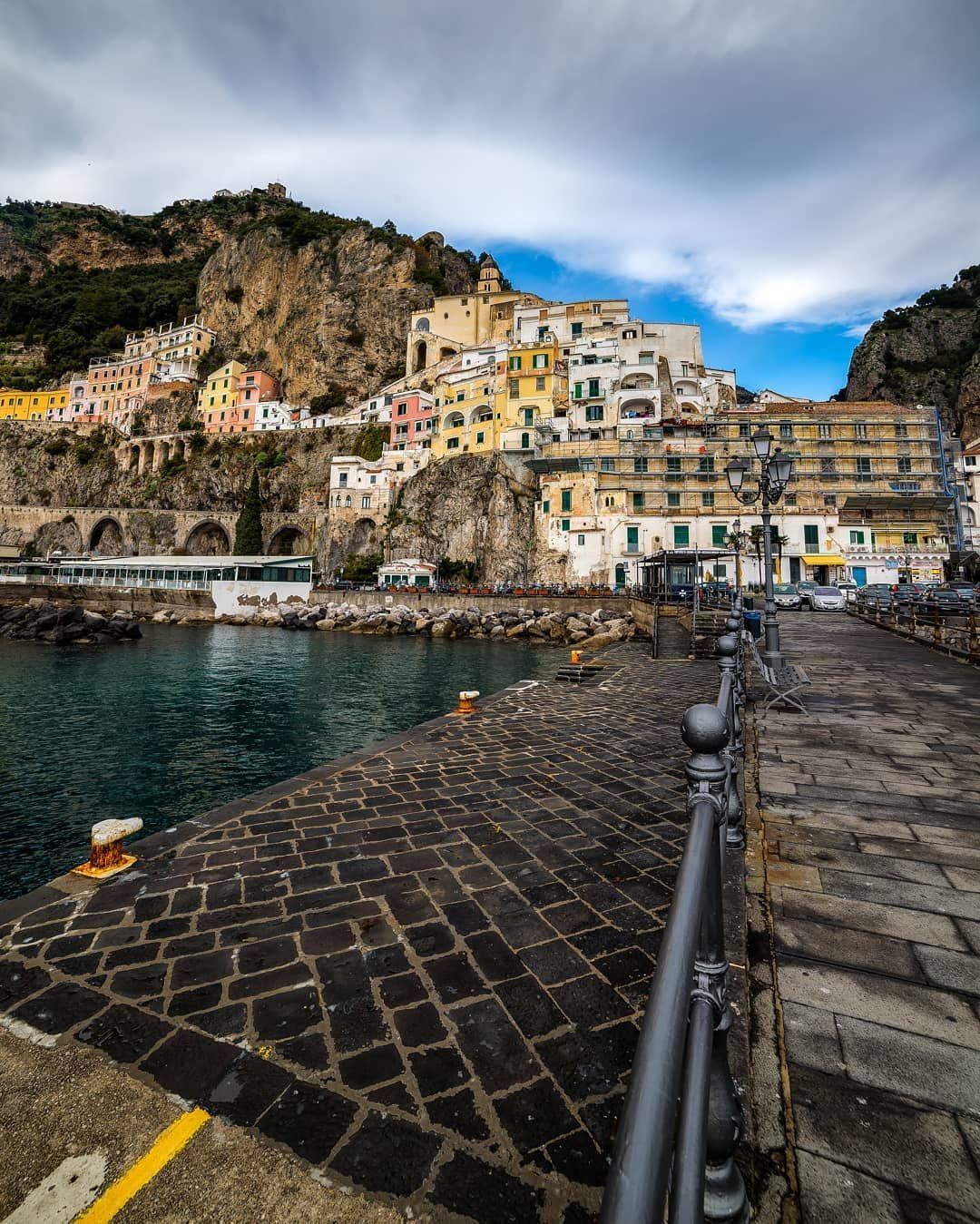 In provincia di Salerno, Amalfi è uno dei paesi campani ...
