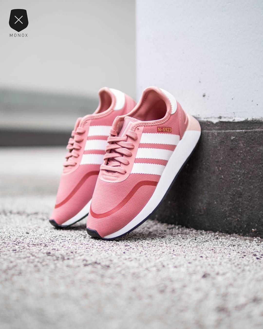 sale retailer f0079 94be9 adidas Originals N-5923  Ash Pink