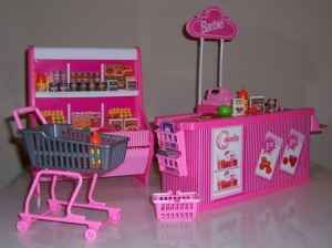 Loved All Of My Barbie Sets Swimming Pools Store Bathroom Barbie Sets Childhood Toys Barbie Toys