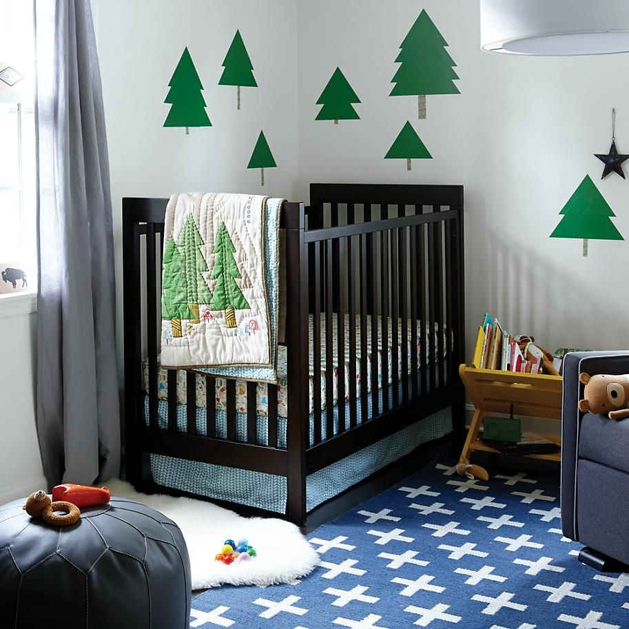 Nature Trail Crib Bedding The Land Of Nod