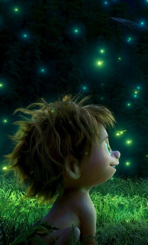 The Good Dinosaur  uploaded by Lu on We Heart It