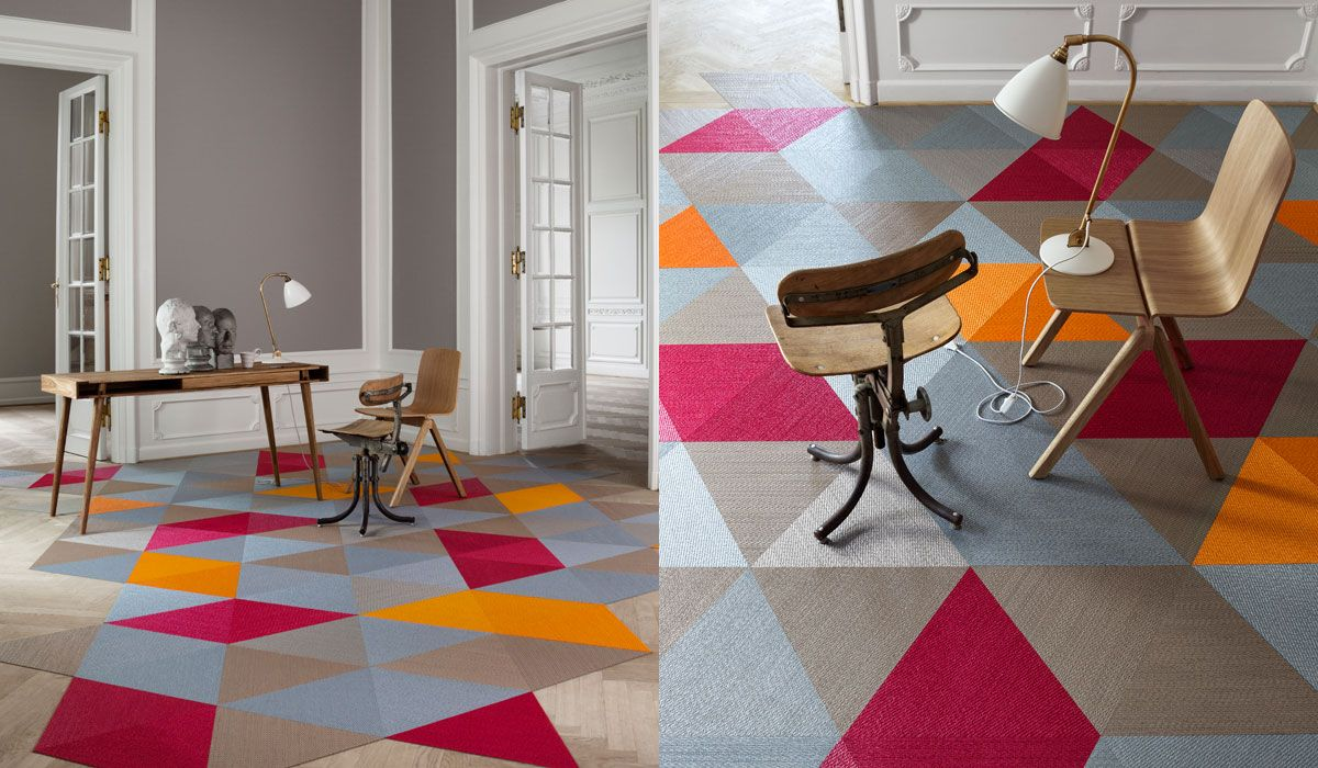 bolon collection: now type: studio triangles | material