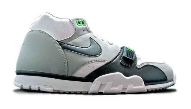 super popular 624e4 f10af Nike Air Trainer Chlorophylle