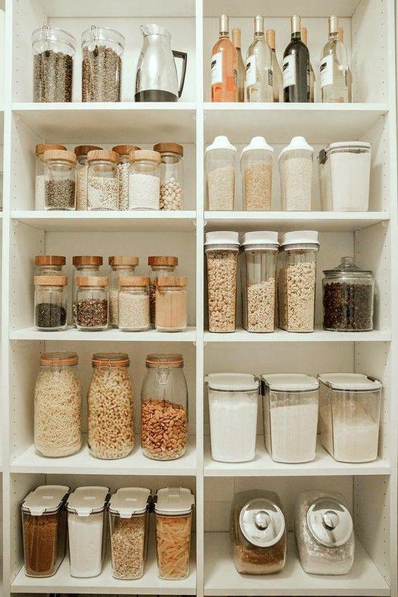 주방 물건들 수납정리 팬트리룸 인테리어 네이버 블로그 부엌 정리 부엌 구조 부엌 아이디어