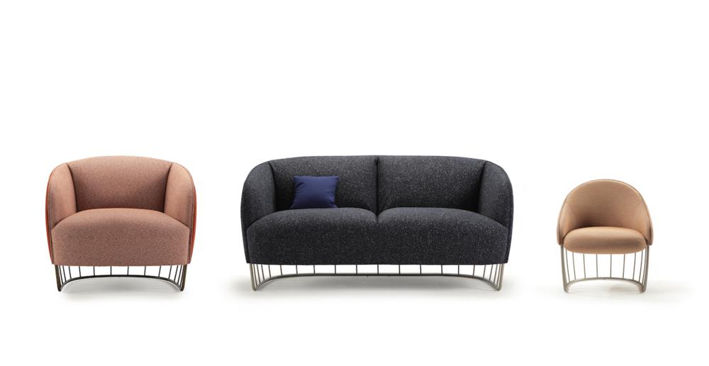 Großartig Sancal Tonella Armchair, Tonella Sofa, Tonella Lounge Chair   SANCAL  Furniture Is Available At