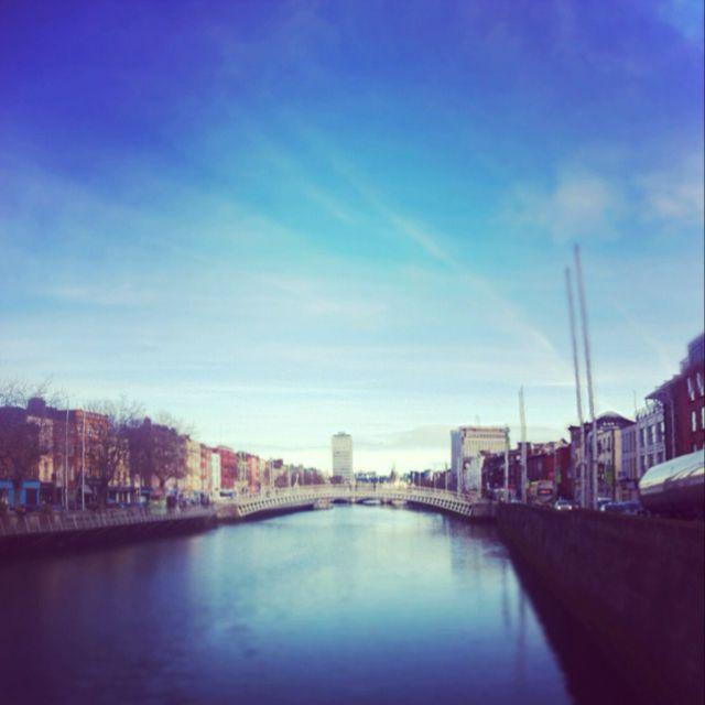 Dublin in Spring