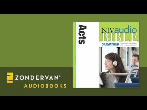 NIV Audio Bible, Dramatized: Acts audiobook - YouTube | Minstry
