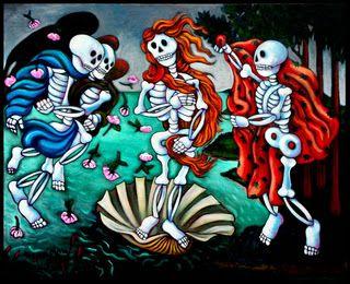 Halloween - Ilustración de Tony de Carlo.