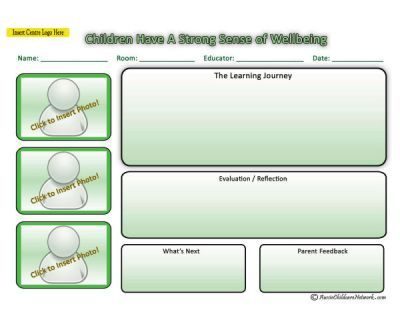 EYLF Outcome 3 Template | TEMPLATES | Pinterest | Learning stories ...