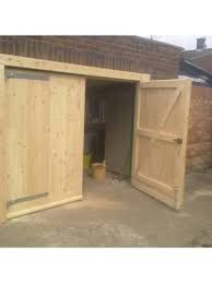 Image Result For How To Make 4x8 Feet Plywood Garage Doors