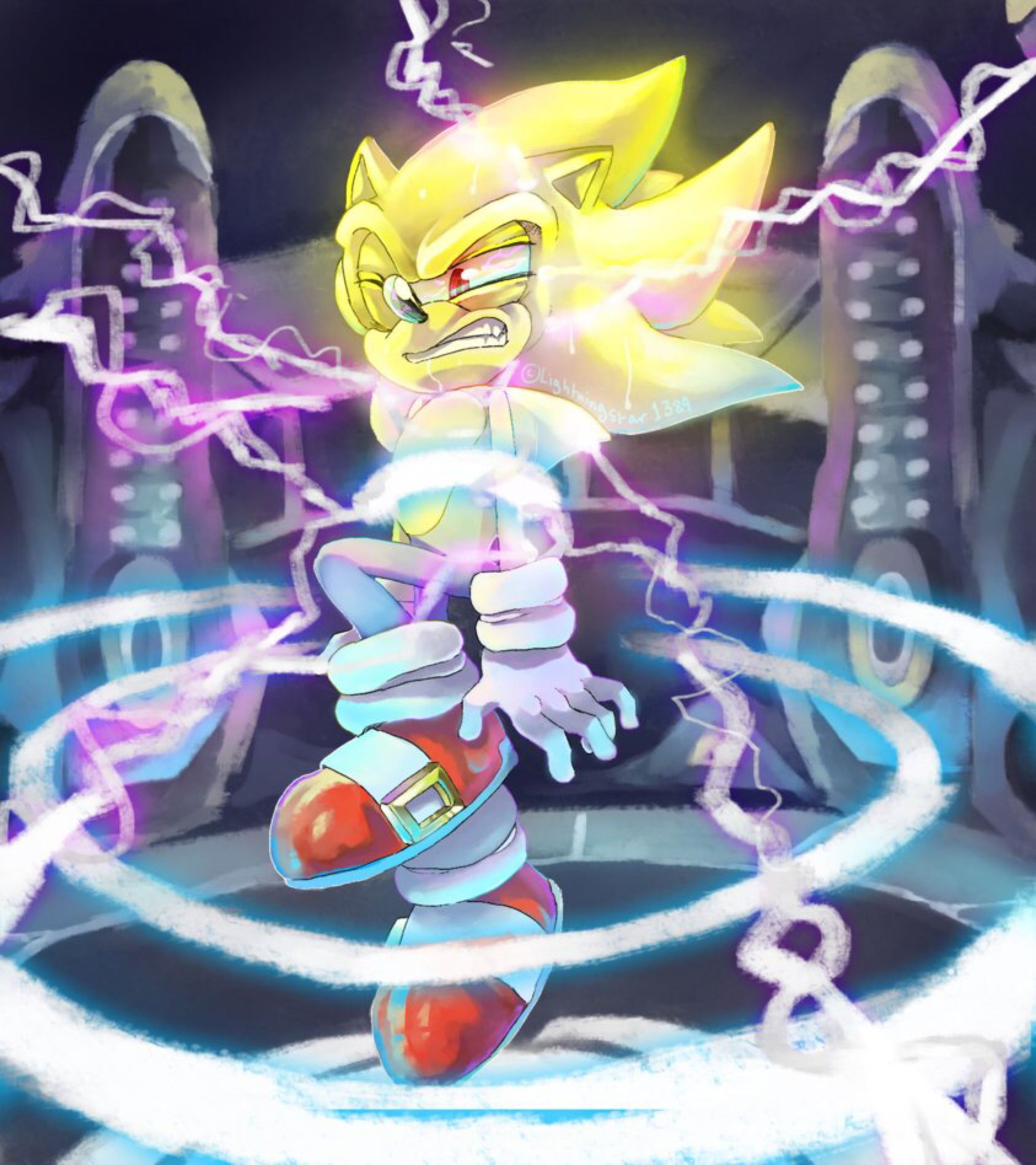 If You Played Nice By Lightningstar1389 On Deviantart Sonic Unleashed Sonic Art Sonic And Shadow