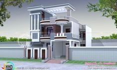 30x60 Modern Decorative House Jpg 1500 900 Free House Plans My House Plans House Plans