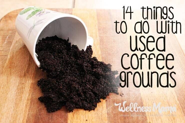 What to Do With Used Coffee Grounds (With images) Uses