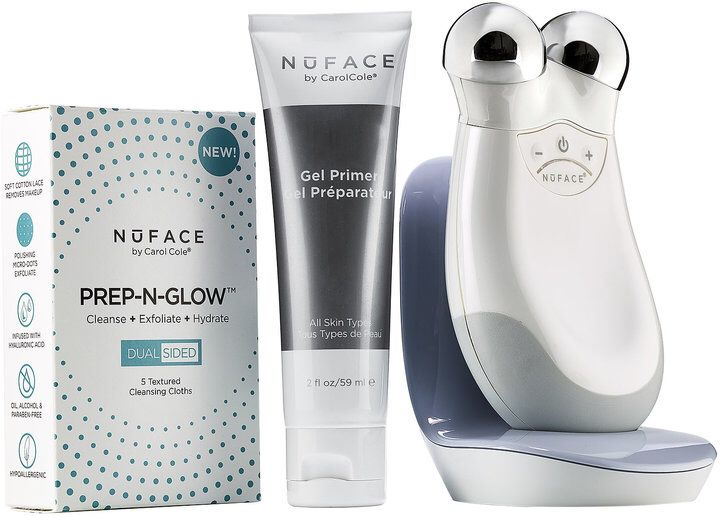 Nuface Trinity Define Your Beauty Collection Amazon Affiliate Nuface Facial Toning Hydrate Skin