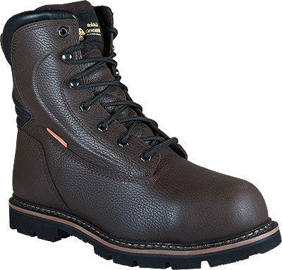 Golden Retriever Men S Internal Metatarsal Guard Logger Boot Gr