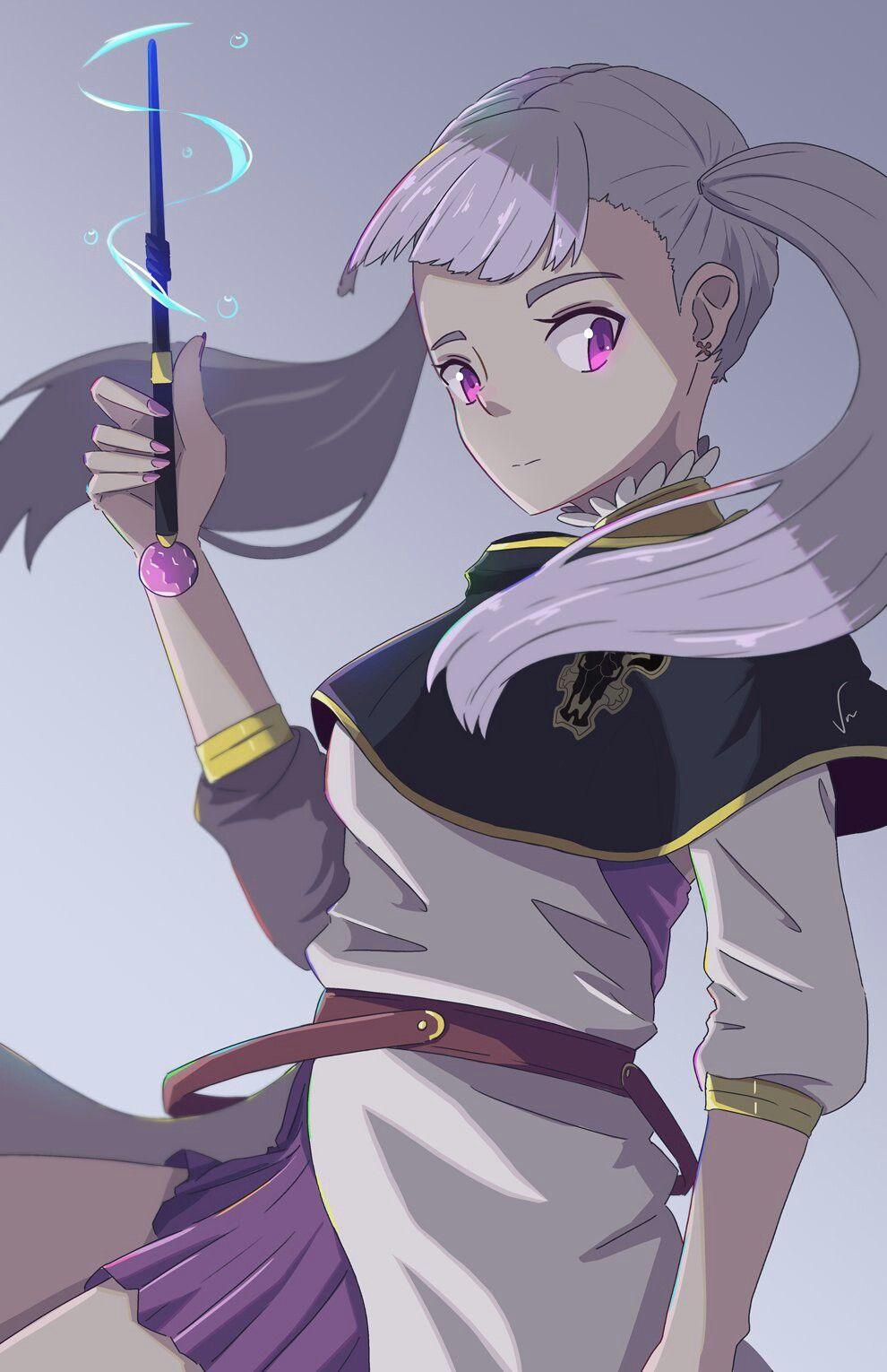 Cool Series of Anime Style Fantasy Art from Genzoman