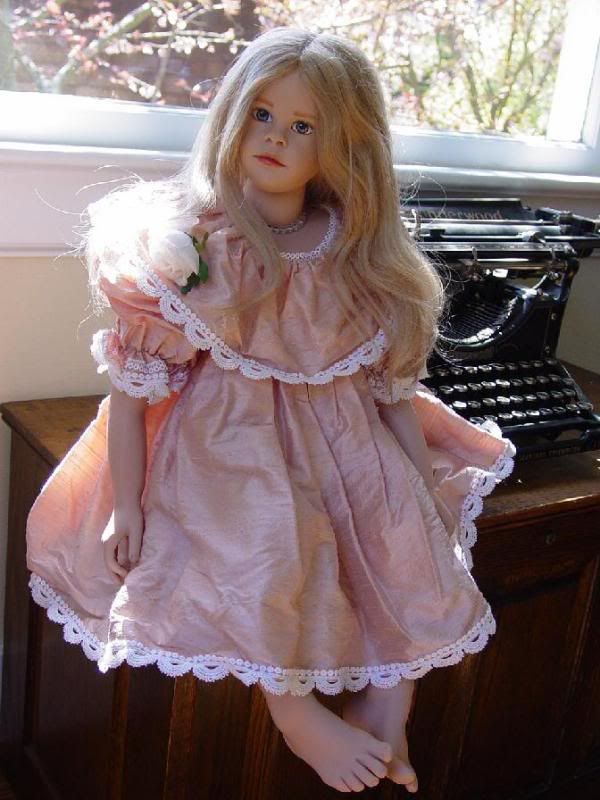 Sophie By Ute Kase Lepp For Sigikid Flower Girl Dresses Fashion Dolls Realistic Dolls