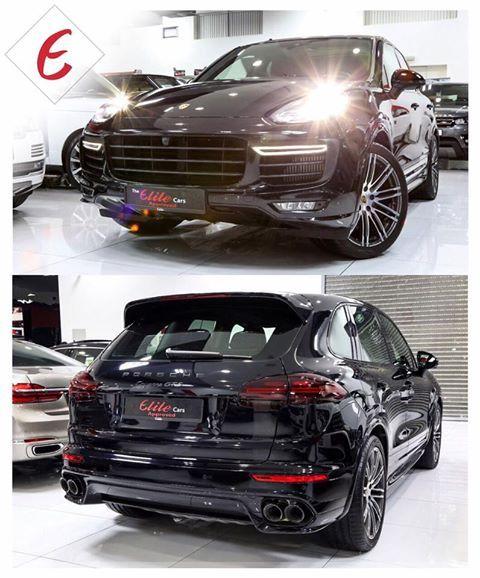 Porsche Cayenne Gts, Cayenne Gts