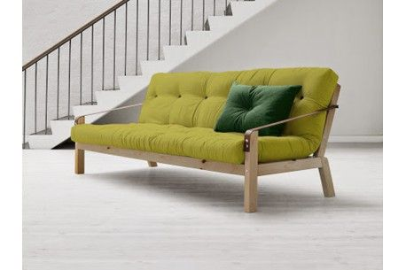 Divano letto poetry furniture mobili particolari
