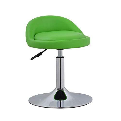 Swell Cjc Bar Stools Backrest Leatherette Adjustable Swivel Chrome Creativecarmelina Interior Chair Design Creativecarmelinacom