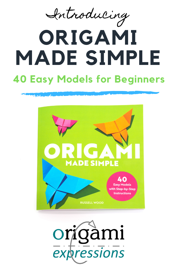 Origami Made Simple Book In 2020 Origami For Beginners Origami Easy Origami Models