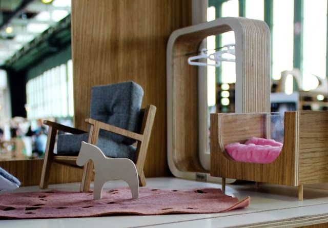 by AnneLiWestBerlin #miniio design dollu0027s house Nukkekoti - interieur design idee stadthauses berlin