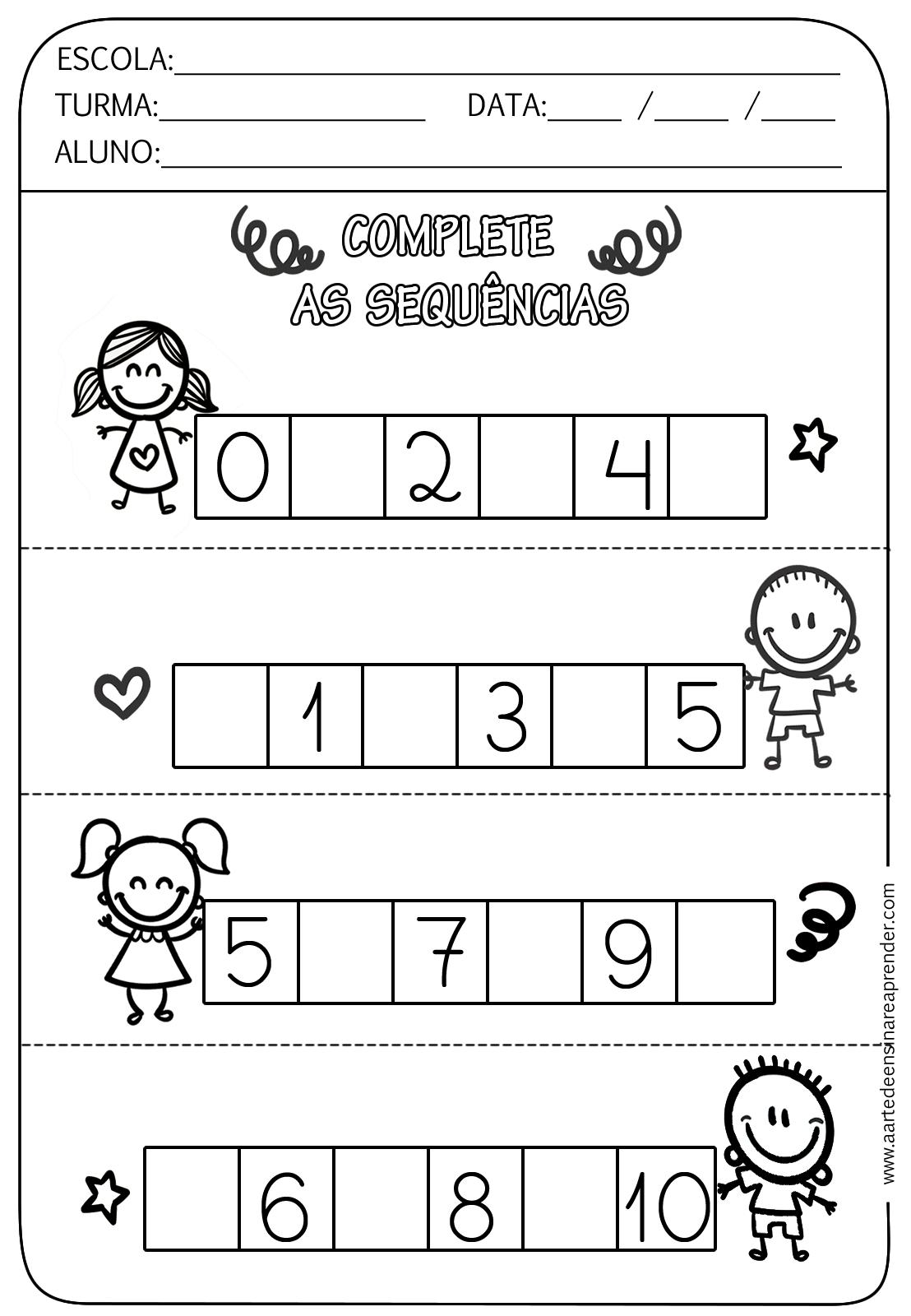 Exemplos de problemas matemáticos