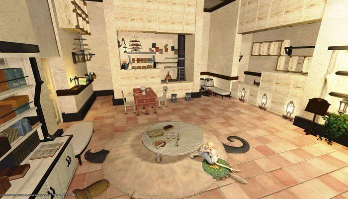 Black White Furniture ファンタジーハウス シンプルな暮らし
