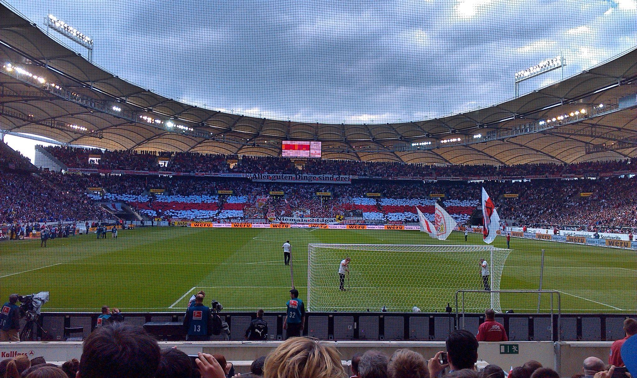 VfB Stuttgart - Schalke 3-1 04-21-2014