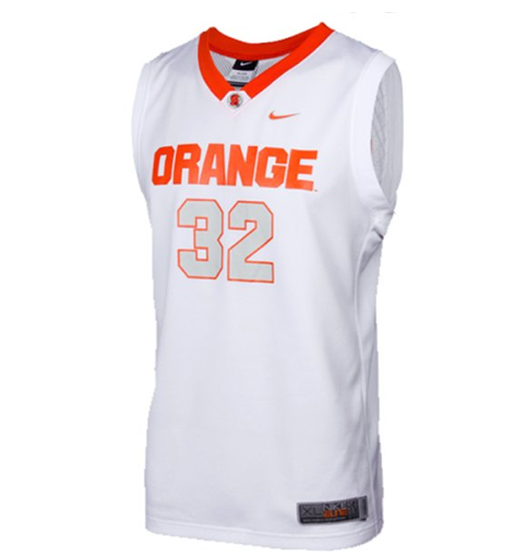 Nike Syracuse Orange 32 Youth Elite Replica Basketball Jersey
