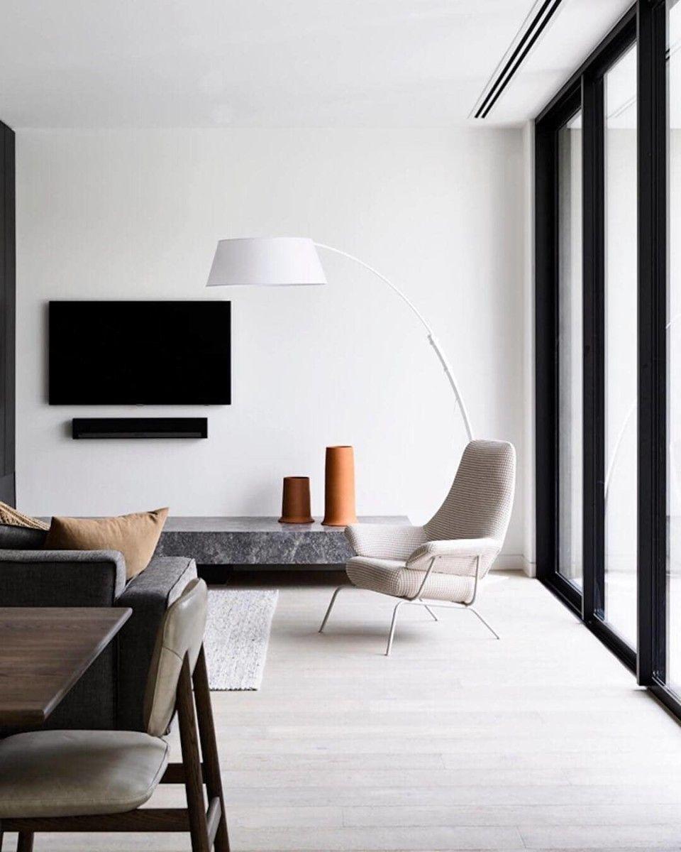 Minimal Interior Design Inspiration 166 Minimalist Living Room Minimal Interior Design Minimalism Interior