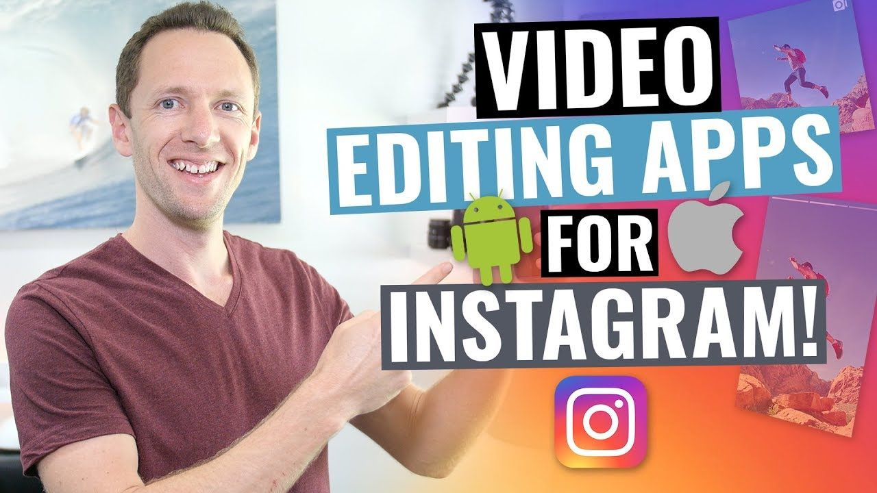 Video Editing Apps for Instagram! YouTube Video