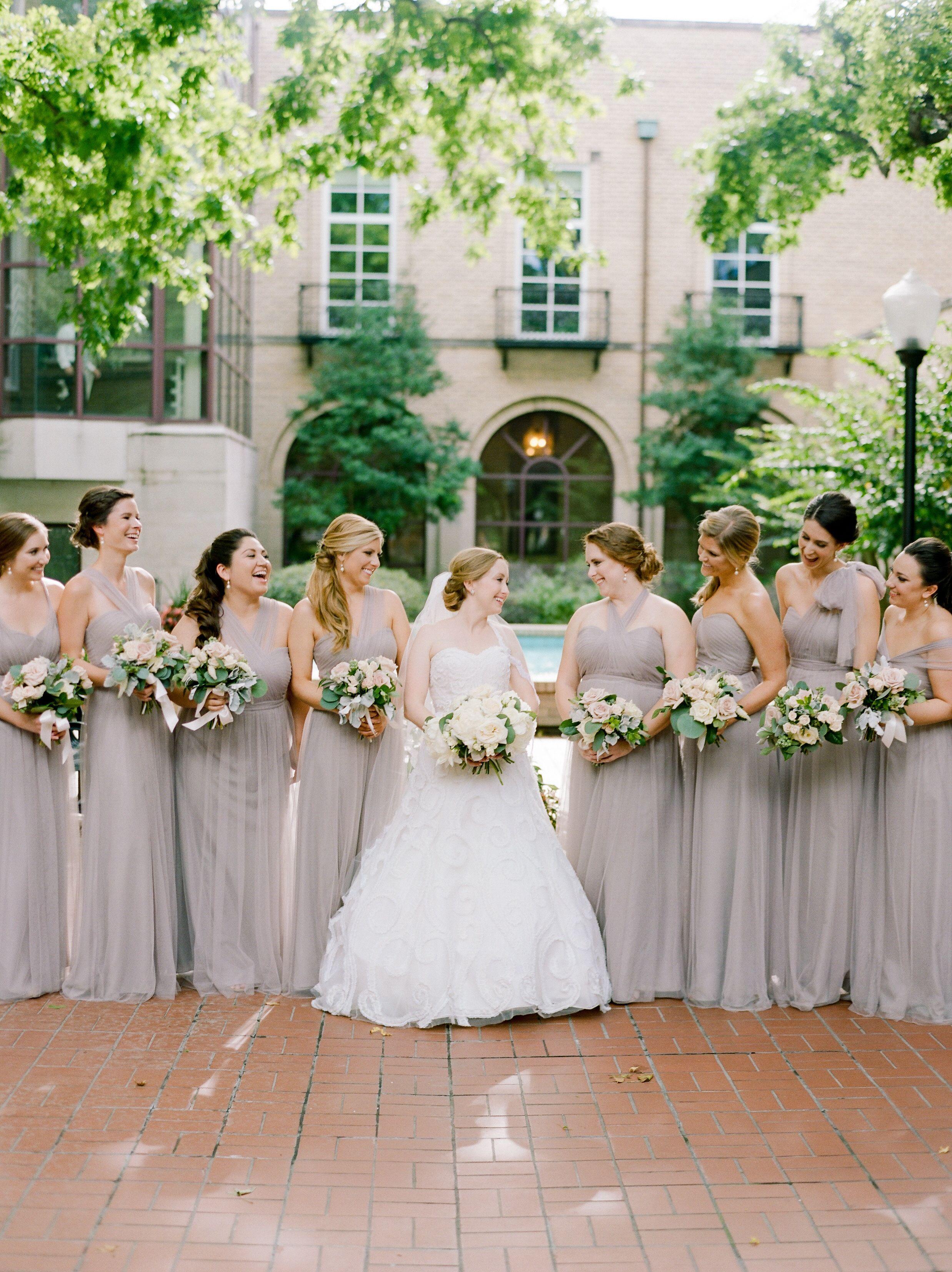 A Regal Worthy Wedding That Positively Defines Elegance Neutral
