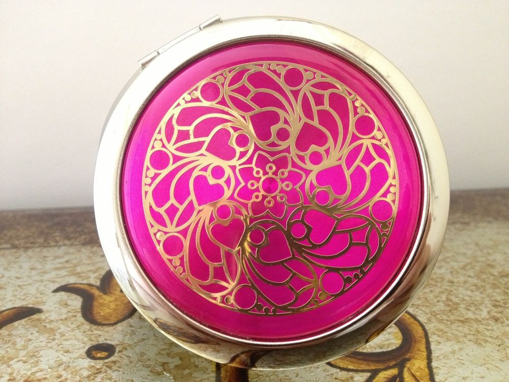 Pin by Gloria Watson on Compact Cases Makeup mirror