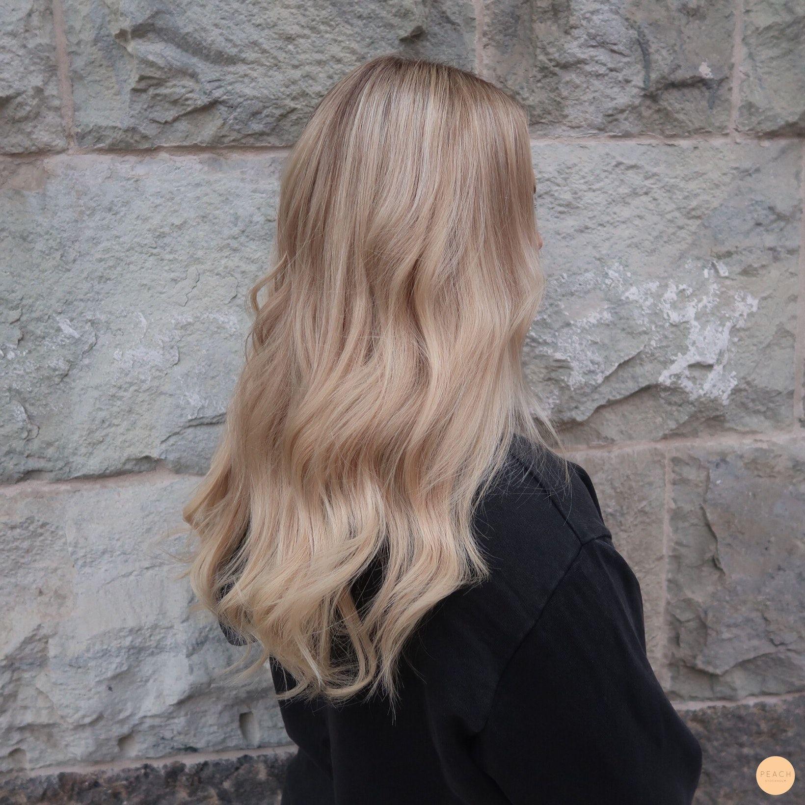 Nytt sett hairtalk 40cm full förlängning