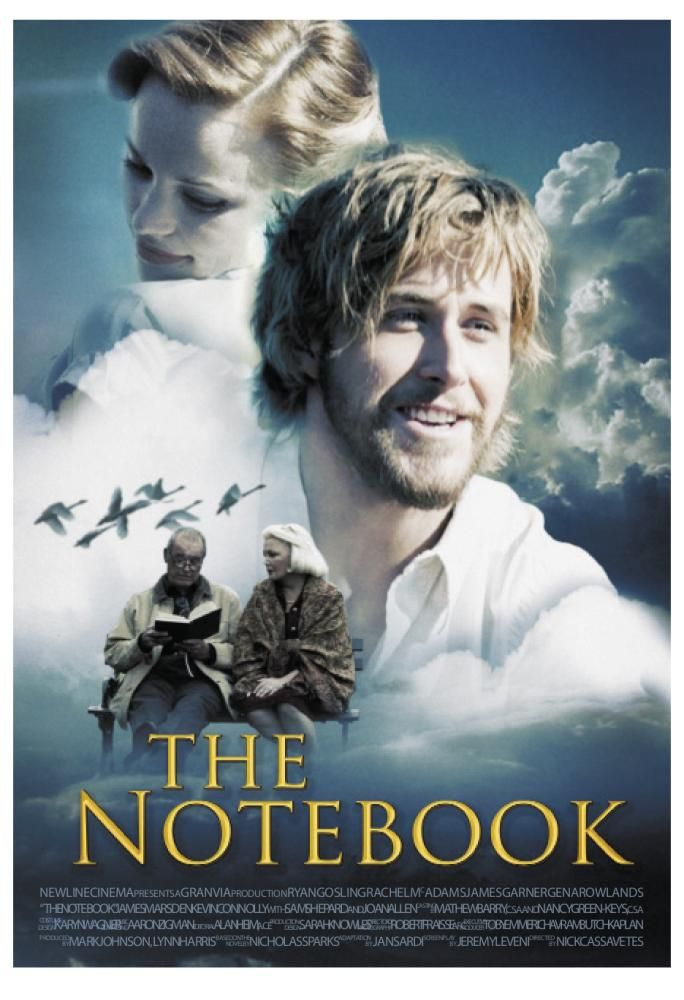 The notebook movie 2004